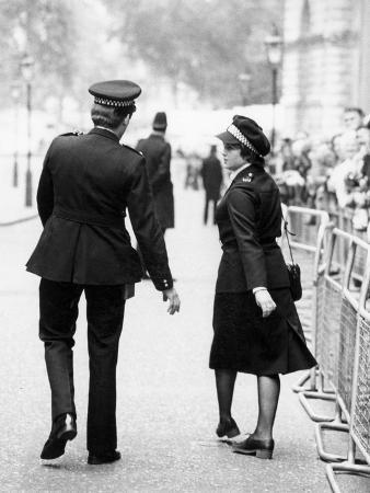 Policeman and Policewoman