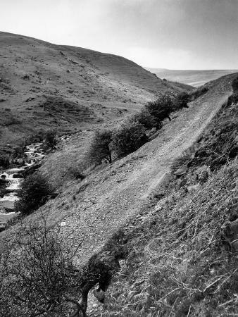 Eunant Pass, Wales