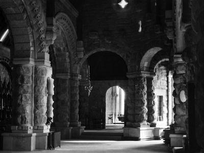 Normanesque Church