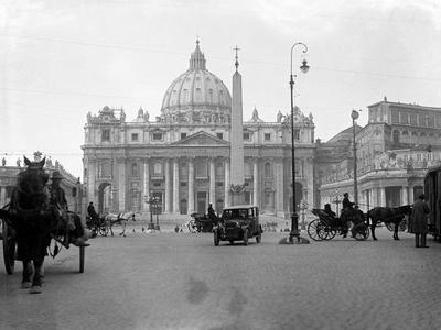 Rome, the Vatican