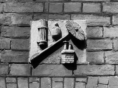 Chimney Sweep Carving