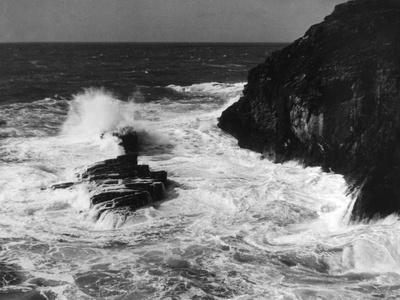 Stormy Tintagel