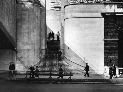 Waterloo Bridge Steps