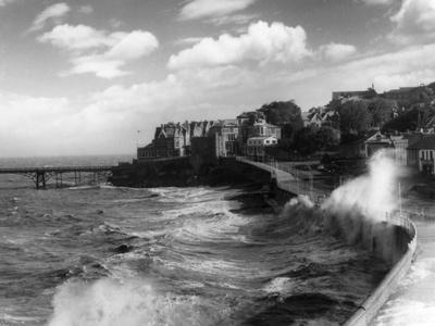 Stormy Clevedon