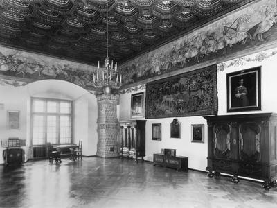 Krakow Castle Hall