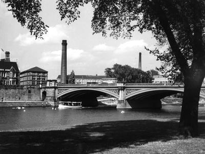 Trent Bridge, Nottingam