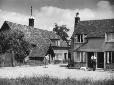 England, West Mill