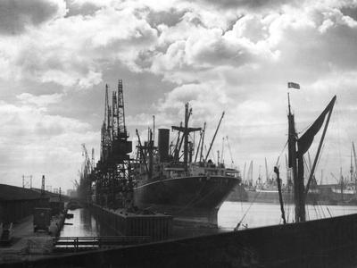 North Woolwich Docks