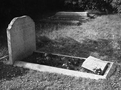 Grave of T.E. Lawrence