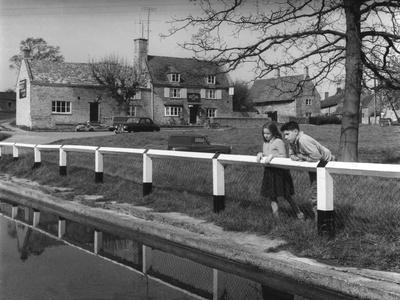 English Village 1960S
