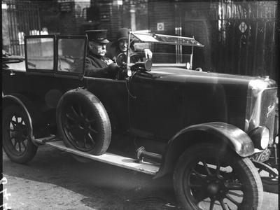 Pensioner Driver
