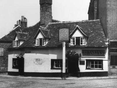 Eight Bells, Hatfield