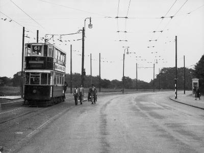 London Trolley Bus