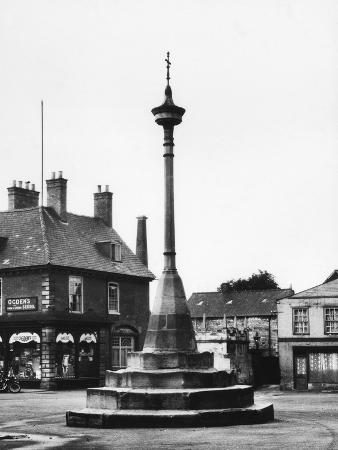 Grantham Market Cross
