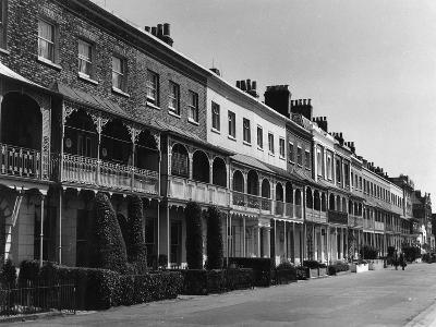 Regency Town Houses