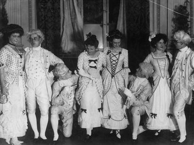 Costumes 18th Century