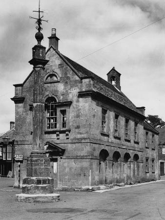 Martock Market House