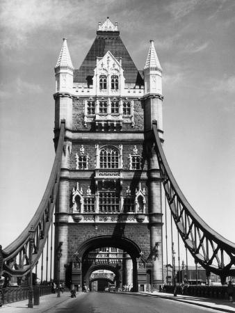 Tower Bridge from Side