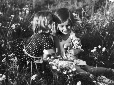 Girlish Secrets 1930S