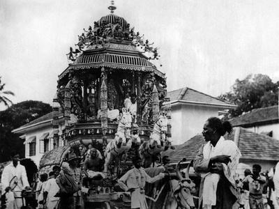 Hindu Vel Festival