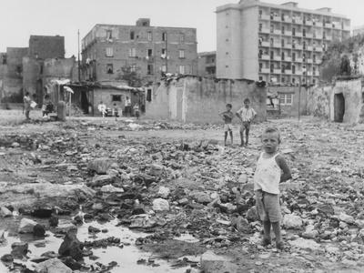 Street Children - Naples