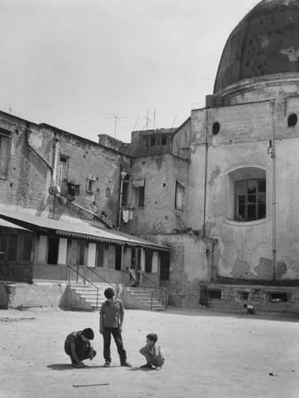 Father Mario Borelli - Casa Dello Scugnizzo