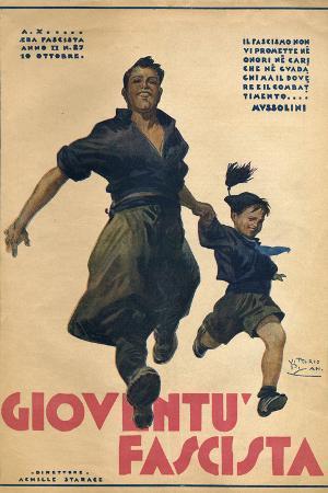 Gioventu Fascita Magazine