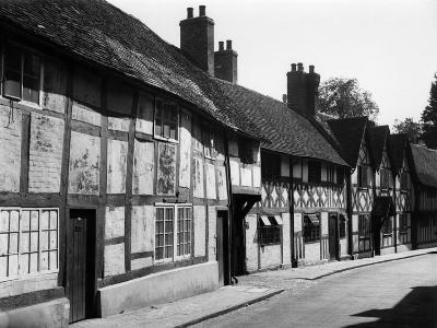Tudor Town Houses