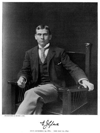 Edward James Glave