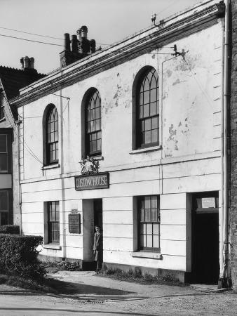 Padstow Custom House