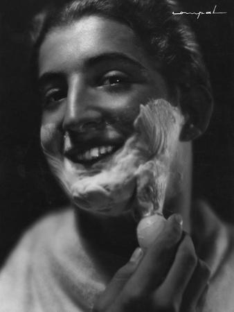 Shaving Soap and Brush