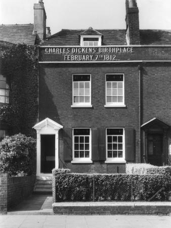 Dickens' Birthplace