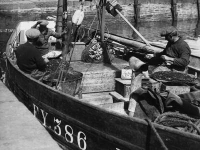 Cornish Fishermen