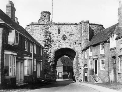 The Land Gate, Rye