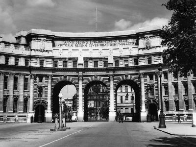 Admiralty Arch 1930S