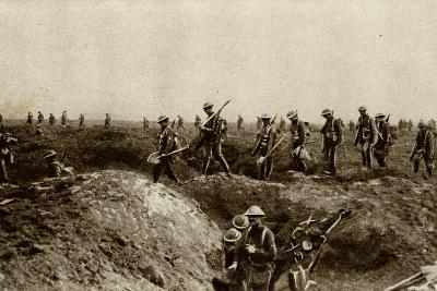 British Armies Launched Gigantic Attacks on Somme 1916