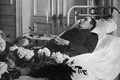 Puccini Deathbed