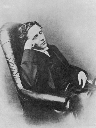 Lewis Carroll alias Charles Lutwidge Dodgson, English Mathematician, Clergyman and Writer