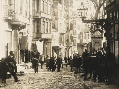 Street Scene - Constantinople