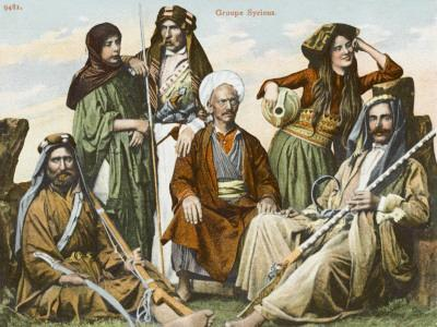 Syrians in Constantinople