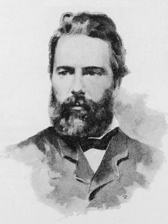 Herman Melville American Writer