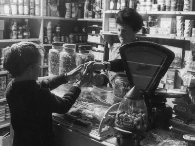 Village Shop 1960s