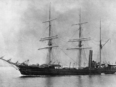 The 'Terra Nova', 1903