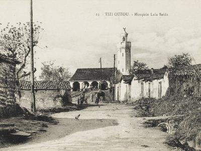 Tizi Ouzou - Mosque Layla Saida, Algeria