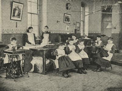 St Pancras Union School, Leavesden, Hertfordshire
