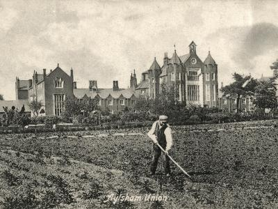 Union Workhouse, Aylsham, Norfolk
