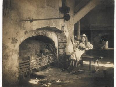 Cinderella by the Fire