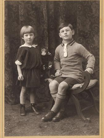 Brother and Sister 1924