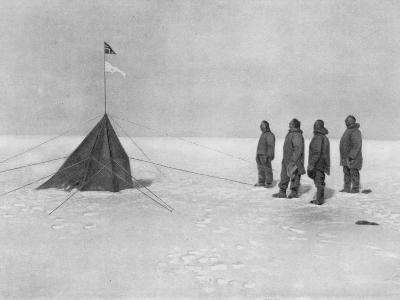 Roald Amundsen the First to Reach the South Pole Did So