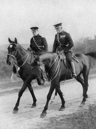Winston Churchill Resigns His Parliamentary Seat to Return to the Army
